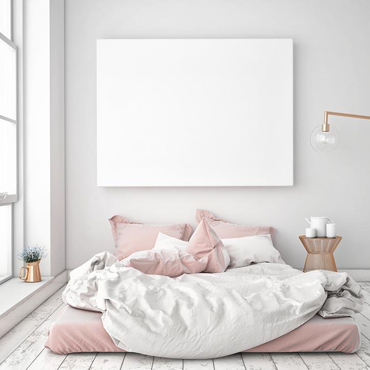 pentura schilderen slaapkamers